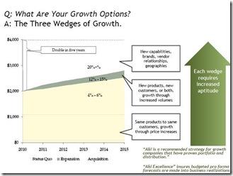 GrowthStrategies2011TargetedAcquisitions