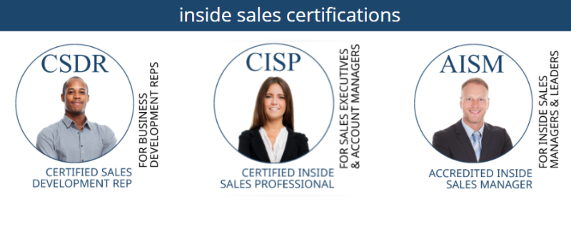 AA-ISP Sales Certification