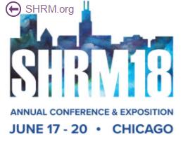 SHRM 2018 Chicago